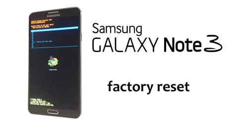 reset on samsung note 3 samsung galaxy note 3 hard reset remove password lock