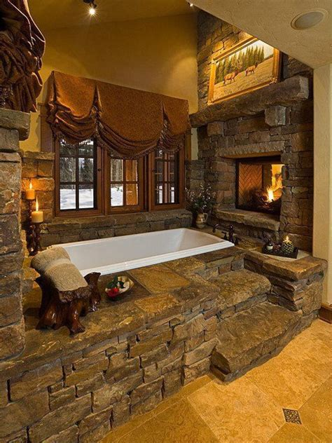 Rustic Master Bathroom Ideas 25 Best Ideas About Rustic Master Bathroom On Rustic Bathrooms Master Bathrooms