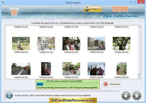 digital camera data recovery software free download full version digital camera data recovery software 5 6 1 3 full screenshot