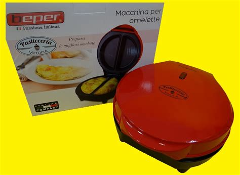 Teflon Maker elektrische omelett maker r 252 hrei teflon antihaftbeschichtung isolierter griff ebay