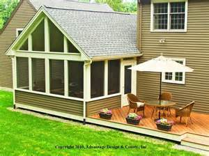three seasons porch three season porches archadeck outdoor living