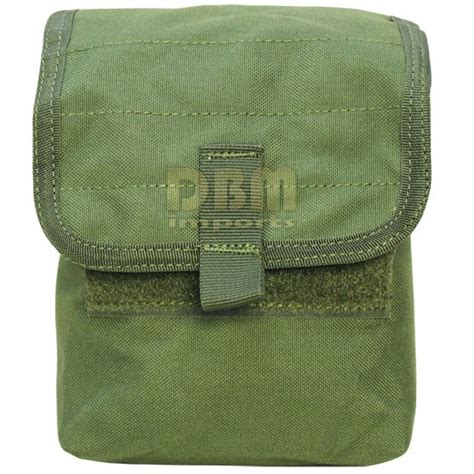 Tactical Bag 023 Import molle tactical pals ammo pouch carrier dump bag mag elastic utility pouches od