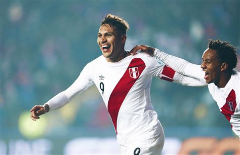Paolo Guerrero Paolo Guerrero The Predator And Talisman As As
