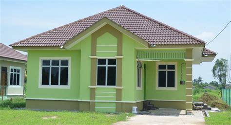 Karpet Warna Hijau desain rumah mungil modern dan sederhana rumah minimalis