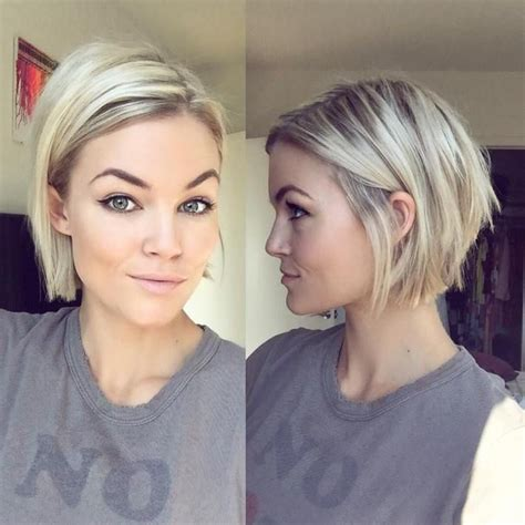 chin length edgy hairstyles 25 best ideas about chin length haircuts on pinterest