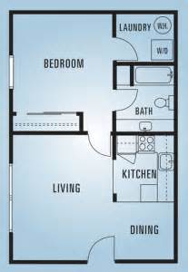 600 Square Foot House Sycamore Apartments Floor Plans