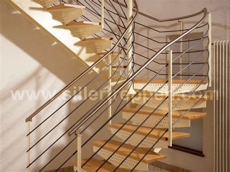 bad holz 4744 classic offene treppe by siller treppen