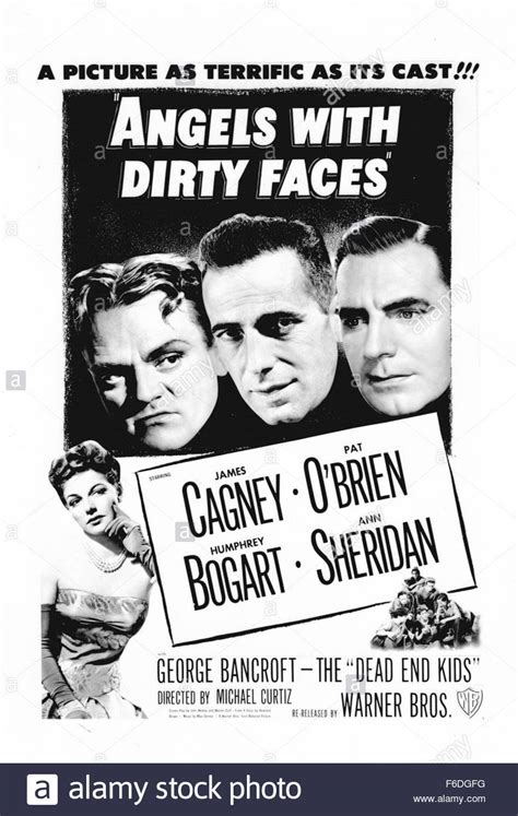 libro angels with dirty faces released nov 24 1938 original film title angels with dirty stock photo royalty free image