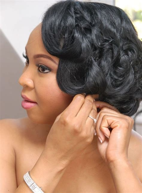 Updo Hairstyles Black Women Party Hairstyles For Black