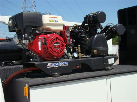 new air compressor gas at truck center serving houston tx iid 10045704