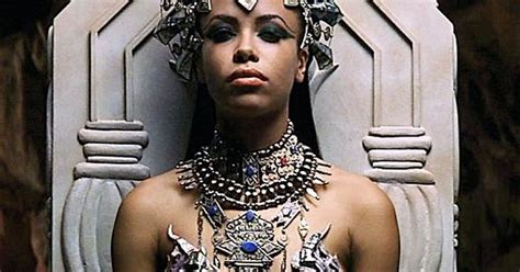 queen of the damned 2 8 movie clip you should be more aaliyah l akasha queen of the damned nw this movie is