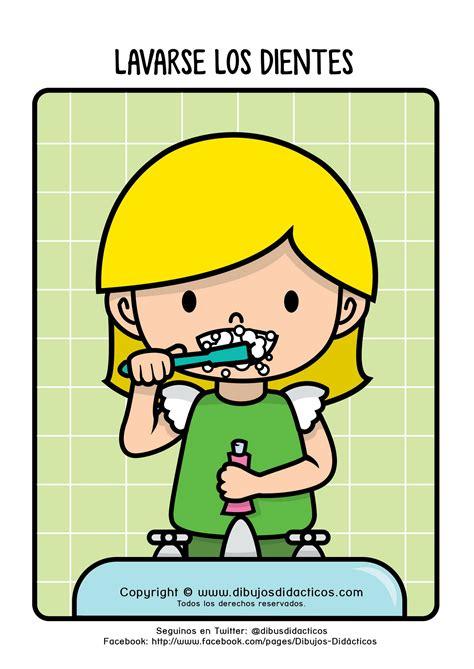 imagenes de niños lavandose los dientes lavar los dientes colouring pages page 3