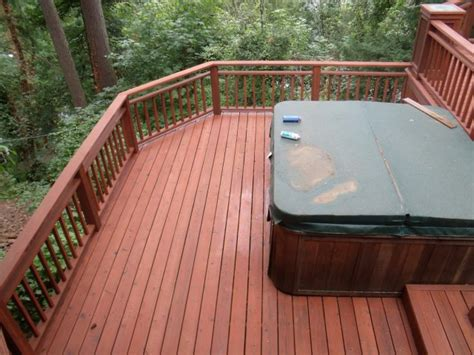wood deck cleaner solution home design ideas