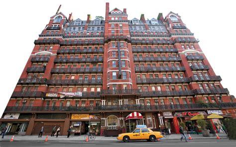 chelsea inn new york hoteles embrujados mundo