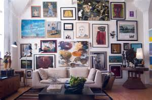 Wall Gallery Ideas by Create An Eye Catching Gallery Wall
