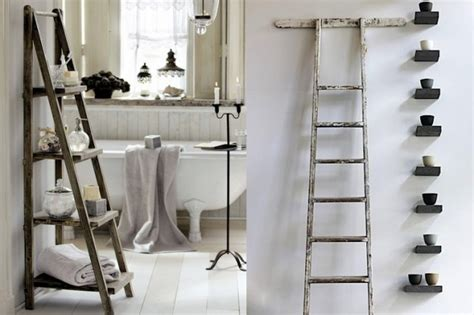 Decorating with old ladders all pinterest