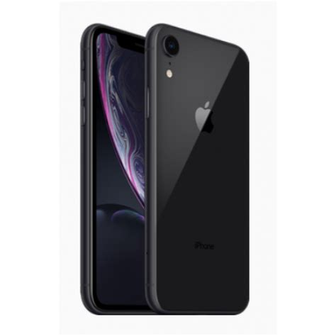 apple iphone xr 6 1 inch 64gb black mry42zd a