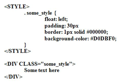 div style html code div style font color htmlcode