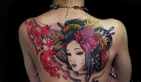 tattoo geisha nhat ban h 236 nh xăm geisha đẹp