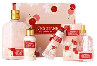 Chagne Shower Gel Floral Fruity beautifully addicted to a l occitane