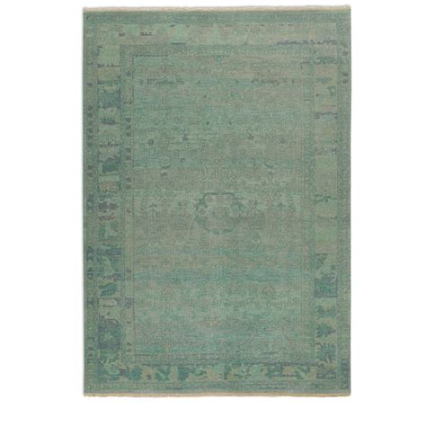 Rug Blue Green by Ismir Blue Green Area Rug
