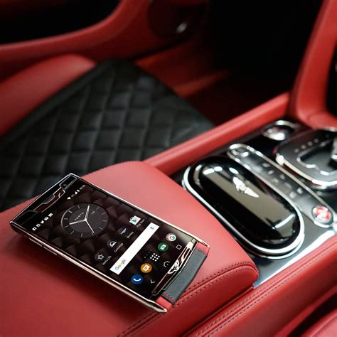 bentley vertu vertu signature touch for bentley priv 233 access