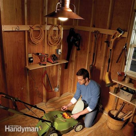 how to install electrical wiring in a house electrical wiring how to run power anywhere the family handyman