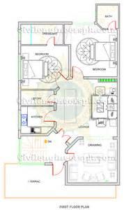 3d Home Map Design New 10 Marla House Design Civil Engineers Pk