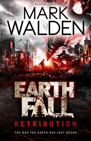 earthfall walden book review retribution earthfall 2 by walden reviews
