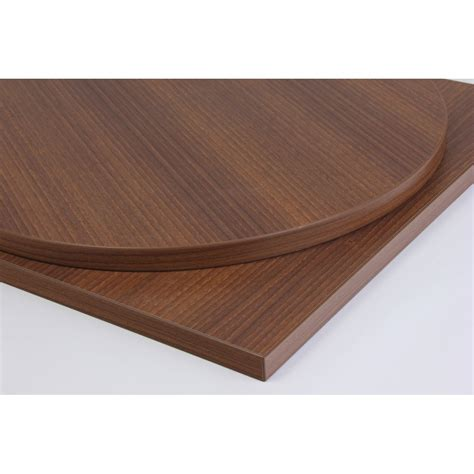 Top Tables by Walnut Table Top From Ultimate Contract Uk