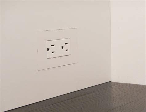 modern wall outlets designmod llc streamline your design