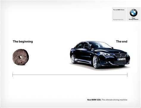 bmw ads 21 funniest car print ads ever coldscoop