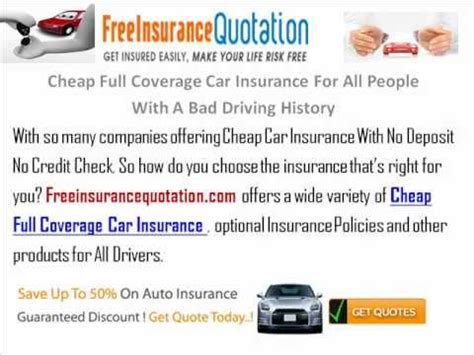 Person Car Insurance by Cheap Coverage Car Insurance For All With A
