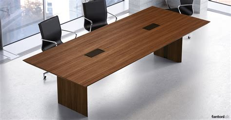 Board Tables by Meeting Tables Multipli Ceo Walnut Meeting Table
