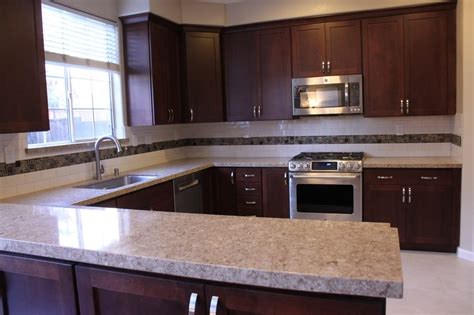 accent tiles for kitchen backsplash starmark cabinetry cambria quartz countertops subway