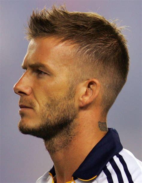 corte de pelo de david beckham corte de pelo estilo corto que usaba david beckham