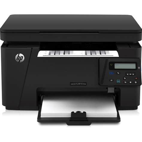 Printer Fotocopy Hp hp laserjet pro m125nw a4 mono multifunction laser printer cz173a