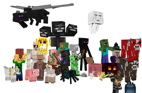 minecraft coloring pages all mobs free minecraft items and mobs coloring pages