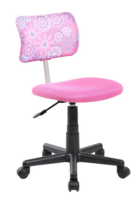 Pink Swivel Desk Chair by High Back Adjustable Ergonomic Mesh Swivel Computer Office