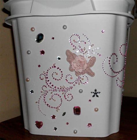 trash can for bedroom bedroom trash can crafts i done