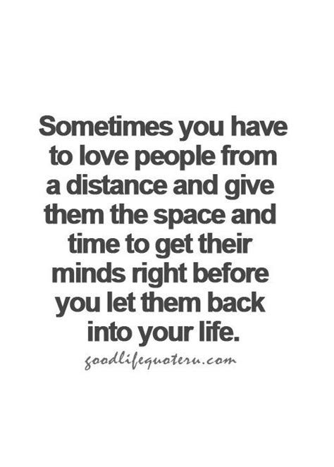 go to him let go and let them come back at the right time