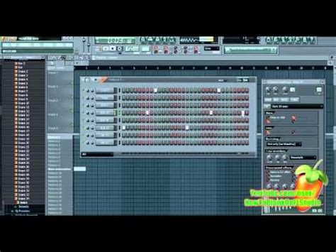 drum pattern trap how to make basic drum loops on fl studio youtube