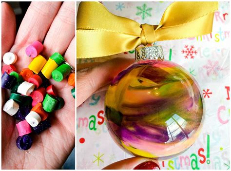 diy ornaments crayon i you more than carrots diy melted crayon glass bulb