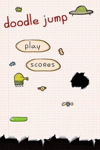 doodle jump ufo doodle jump review as addictive as touchmyapps