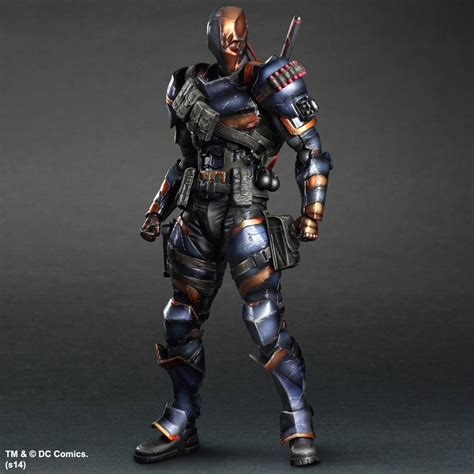 nycc 2014 limited edition deathstroke figure announced ign