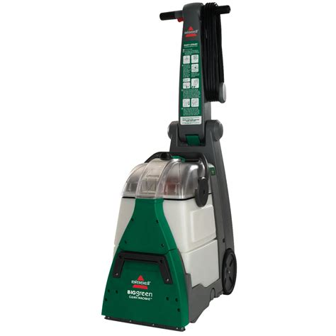 rug steam cleaner shop bissell big green 0 speed 1 75 gallon upright carpet cleaner at lowes