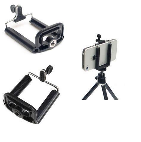 Tripod Holder universal mobile cell phone clip bracket holder mount for