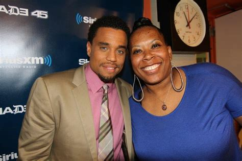 michael ealy mother michael ealy the happyhour with heather b