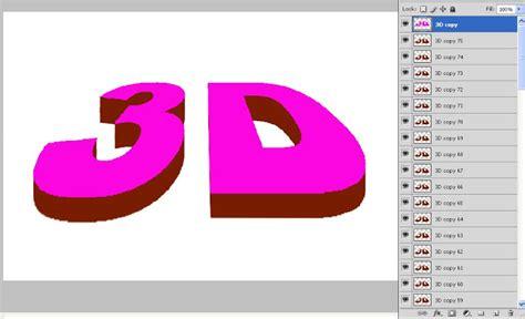 cara membuat replikasi virus 3 dimensi cara membuat teks 3 dimensi di photoshop basics