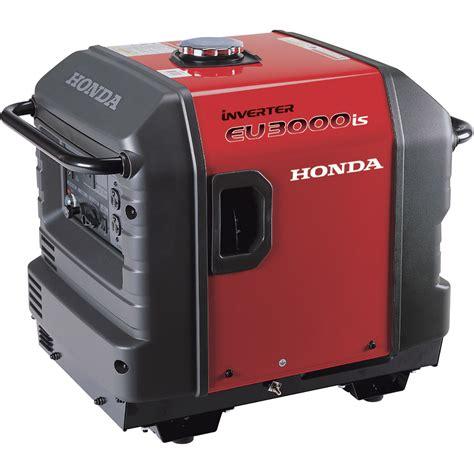 Honda Generator by Free Shipping Honda Eu3000is Portable Inverter Generator